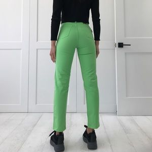VINTAGE UNITED COLORS OF BENETTON TROUSERS SIZE 27